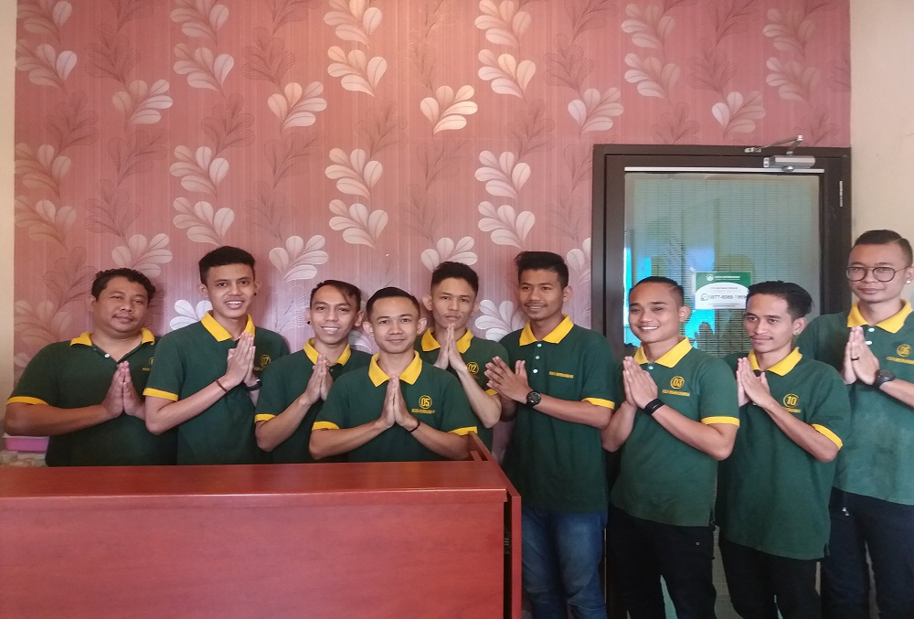Refleksi Kaki Jakarta Pusat